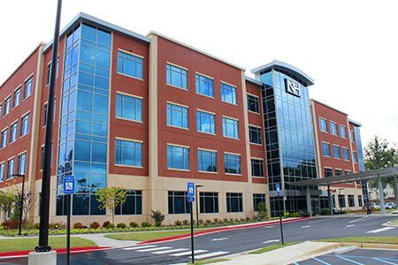 Our office is located near Johnson Ferry and Lower Roswell Rd.